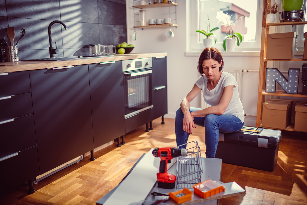 3 Tips To Keeping Yourself Sane When Doing Kitchen Renovations